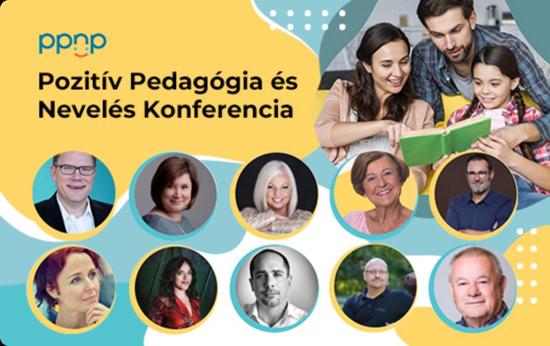 Pozitív Pedagógia és Nevelés Konferencia@2x